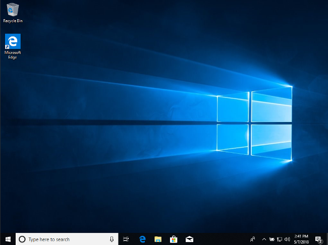 Windows 桌面