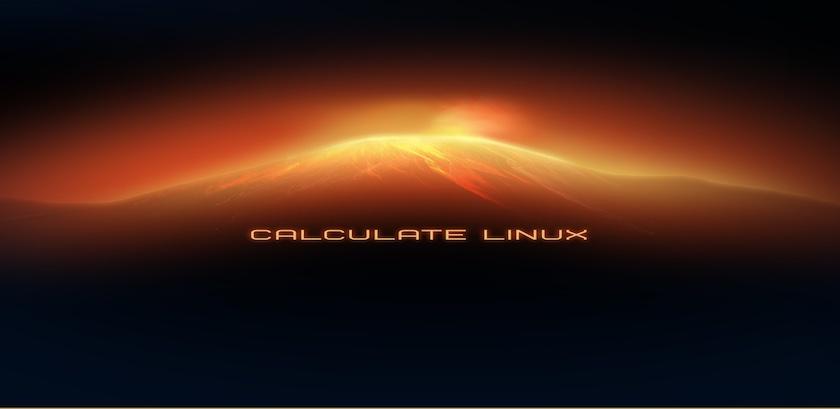 Calculate Linux 18 截图