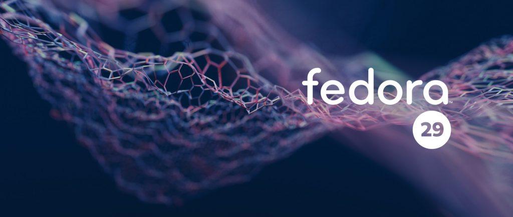 Fedora 29 发布