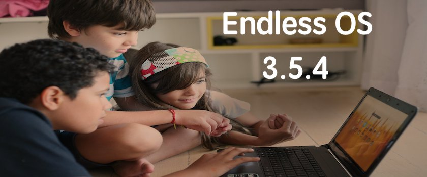 Linux发行版 Endless OS 3.5.4 发布!