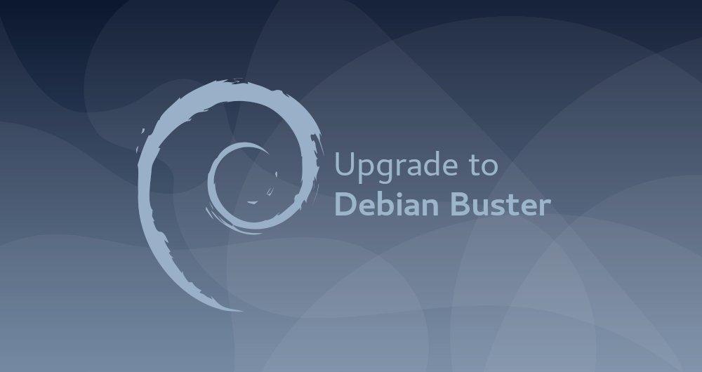 如何将 Debian 9 Stretch 升级到 Debian 10 Buster