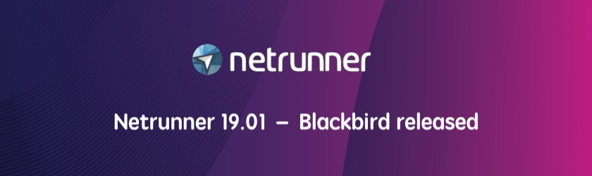 Linux发行版 Netrunner 19.01 – Blackbird 发布!