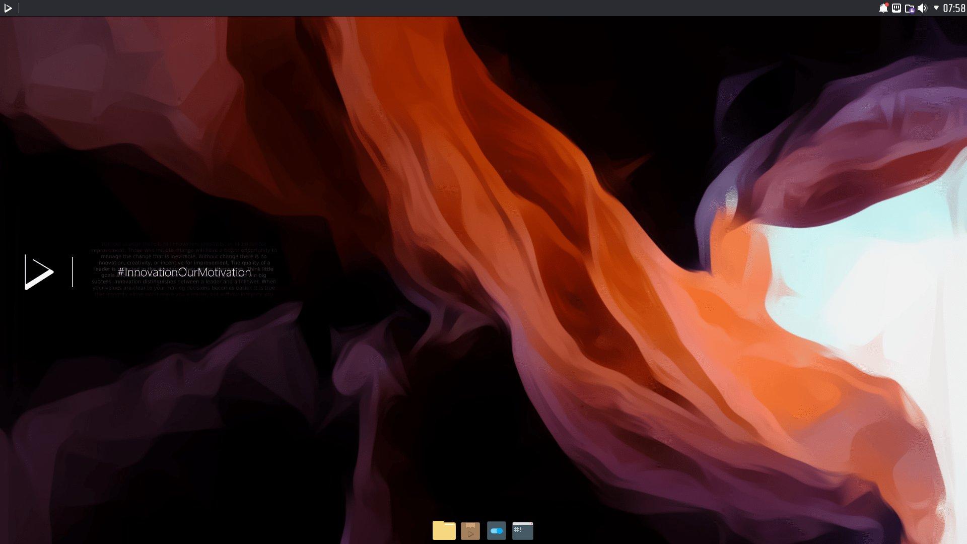 Nitrux 1.1.2 发布 - 该版本基于 Ubuntu 发行