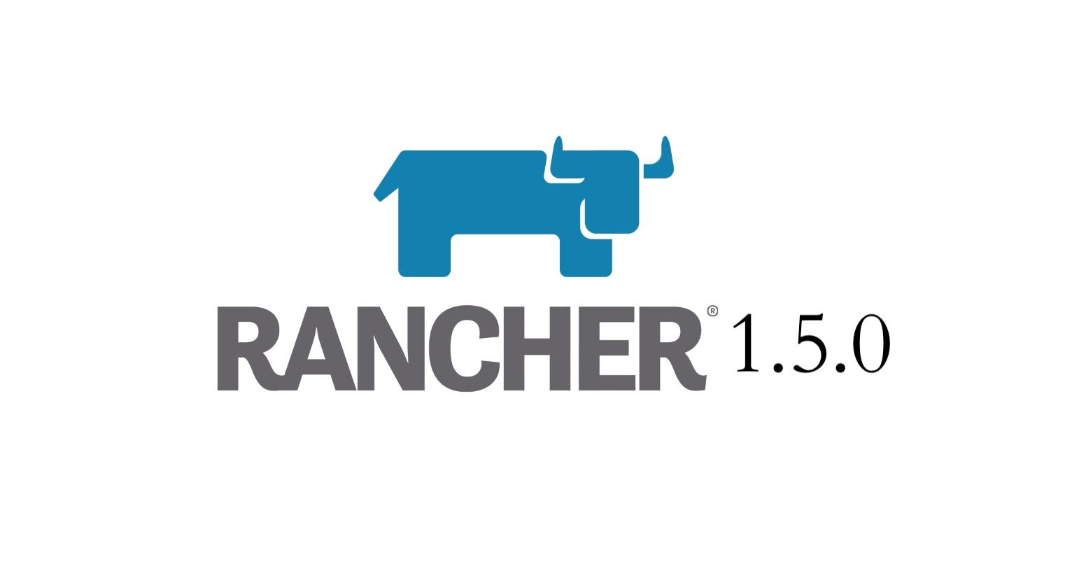 RancherOS 1.5.0 发布 - Docker容器运行的发行版