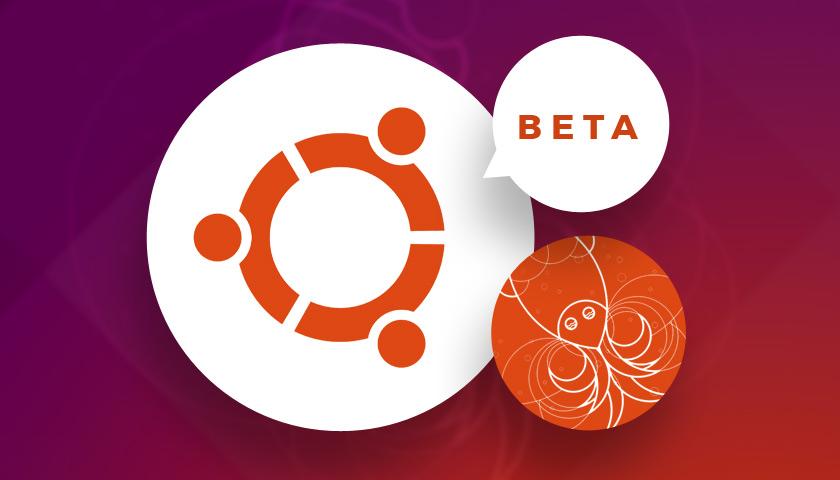 Ubuntu 18.10 Beta